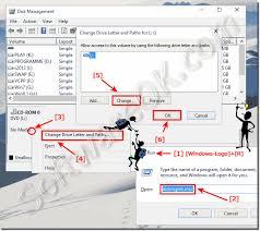 change the drive letter in Windows 10 2015 07 11 10 10 59