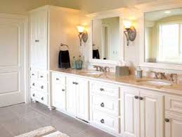white bathroom cabinets. Amazing Bathroom With White Cabinets
