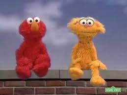 Elmo says hi to chuckie sye than to rocco. Sesame Street Zoe Says Youtube