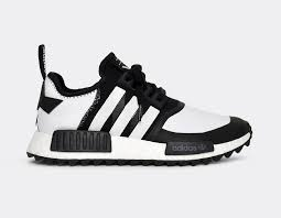 adidas shoes nmd black and white. nmd trail pk white mountaineering - black/white adidas shoes nmd black and