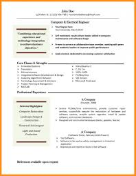 Template 9 Word Resume Template Mac Agenda Example Format Examples