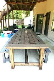 patiowood and metal patio furniture picnic table blueprints lovely plans best ideas about