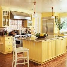 Yellow Kitchen Design Ideas Better Homes Gardens Adorable Yellow Kitchen Ideas