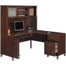 modular l shaped computer desk bush somerset 60 vagjnkw
