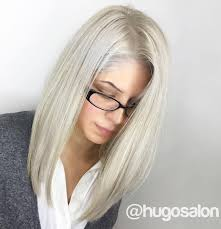 40 Picture-Perfect Hairstyles for Long Thin Hair | Ash blonde bob ...