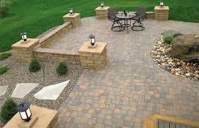 fire pit paver home elements and style medium size patio deck and paver designs brick ideaspatio ideas photos pavers