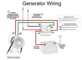 1974 vw super beetle convertible engine electrical jbugs generator conversion wiring diagram