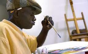 Homeless artist captures spirit of his world in colors - News - Sarasota  Herald-Tribune - Sarasota, FL