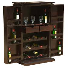Portable Liquor Cabinet Wine Bar Cabinets Sierra Living Concepts