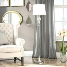charming chandelier floor lamp lamp diy crystal chandelier floor lamp