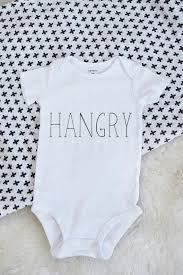 Hangry Baby Toddler Custom Bodysuit And T Shirts Az