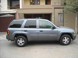 Blazer chevy blazer 2003 : 2003 Chevrolet Blazer – pictures, information and specs - Auto ...