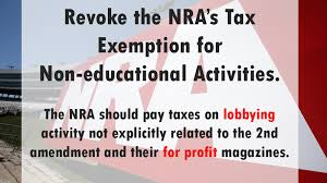 Irs Complaint Form Cool Petition IRS Revoke The NRA's 4444c44 Tax Exemption As A Social
