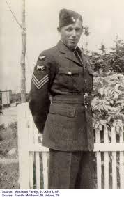 Lloyd Chesley Matthews - The Canadian Virtual War Memorial - Veterans  Affairs Canada
