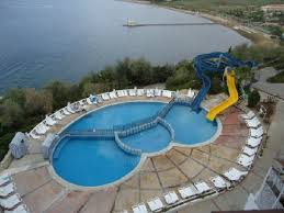 inground pools with diving board and slide. Labranda Ephesus Princess: Swimming Pool With Slides Inground Pools Diving Board And Slide