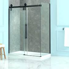 bathtub doors trackless pivot tub shower door half glass shower door for bathtub sliding shower doors
