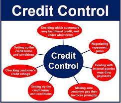 Credit Control Market Business News