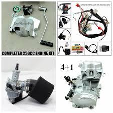 complete 250cc zongshen engine mukuni carby pod filter wiring complete 250cc zongshen engine mukuni carby pod filter wiring harness atv quad