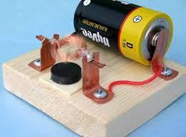 simple electric generator. Building And Improving A Simple Electric Motor Http://www.scienceguy.org Generator