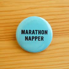 Marathon Napper Button Marathons And Patches