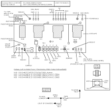 control board wiring diagram control wirning diagrams blower motor wiring recall at Furnace Blower Wiring