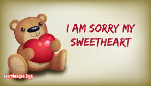 Sorry Images With Teddy Bear Stunning Sorry Image Download