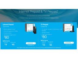 Comcast Sets Launch Of Prepaid Tv And Internet Services