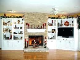 antique white fireplace mantel