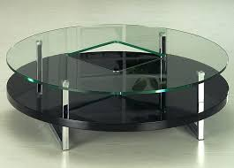 round black coffee table the how to decorate black glass coffee table set round black glass