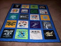 Pictures of T-Shirt Quilts Help You Design a Quilt & Jeremy's T-Shirt Quilt Adamdwight.com