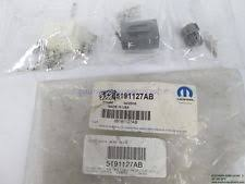 mopar wiring clips mopar 5191127ab oem light kit connector wire wiring clips dodge chrysler