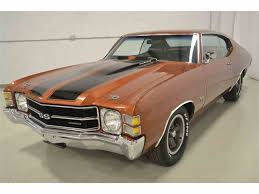 1971 to 1973 Chevrolet Chevelle SS for Sale on ClassicCars.com ...
