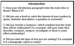 introduction descriptive essay person