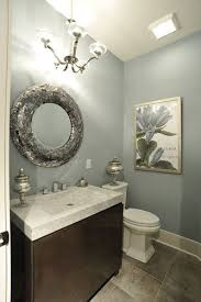 grey color schemes for small bathrooms. update the powder room: dutch boy paints grey color schemes for small bathrooms