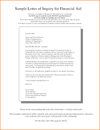 5 Letter Request For Financial Assistance Quote Templates