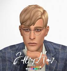 Effie's Hairstyles ~ Sims 4 Hairs
