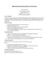 28 Resume Sample For Digital Marketing 10 Examples 2015 Execut