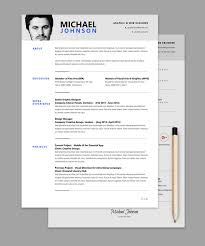 business resume templates   free psd  ai  word  epsfree resume template psd