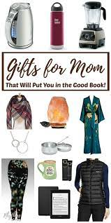 gifts for mom that will put you in the