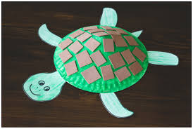 Free Craft Printables Templates Paper Plate Turtle Craft For Kids Free Printable Template
