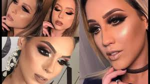 extreme glamorous makeup tutorial how it s done dramatic valentines glam