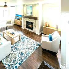 area rug ideas for living room proper living room area rug placement ideas for size perfect