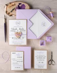 best 25 lilac wedding invitations ideas on pinterest lilac Pink And Gold Wedding Invitation Kits rustic lilac wedding invitation kits rusticwedding countrywedding weddinginvitations Pink and Gold Glitter Wedding Invitations