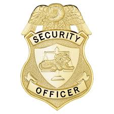 security guard badge template. LawPro Security Officer Breast Badge with Lion