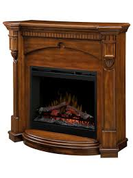 dimplex denton electric fireplace mantel package in walnut dfp26 1340bw indoor fireplaces