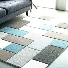 siesta key beach jute braided light blue orange white rug farmhouse area rugs by super teal