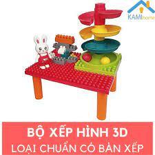Đồ chơi xếp hình ghép mô hình Công viên️Kiểu khối gạch lắp ráp️ cho trẻ em  bé >3 tuổi mã 53515.2 tại Hà Nội