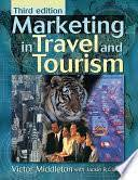 Marketing in Travel and Tourism - Victor T. C. Middleton, Jackie Clarke -  Google Books