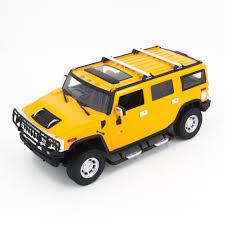 <b>Радиоуправляемая машина</b> Hummer H2 Yellow 1:14 - <b>MZ</b>-2026-Y ...