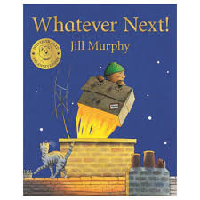Image result for whatever next by jill murphy